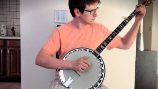 """Daddy Played the Banjo"" Steve Martin Cover"