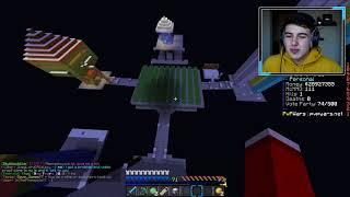 SPENDING 30,000,000 on MY SKYBLOCK ISLAND! ( Minecraft Skyblock #5 )