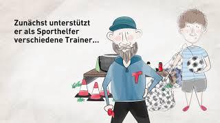 Erklärvideo für Menschen mit erschwerten Zugangsbedingungen in den SV