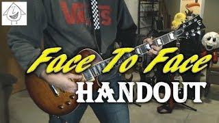 Face To Face - Handout - Guitar Cover (Tab in description!)