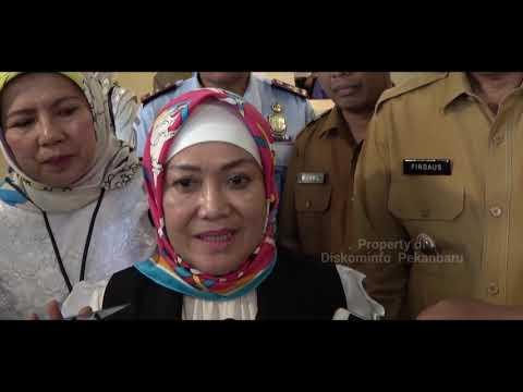 Kunjungan Deputi Kemenpan RB ke MPP Kota Pekanbaru