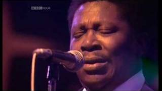B.B. KING - Hold On  (1978 UK TV Performance) ~ HIGH QUALITY HQ ~