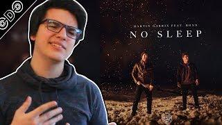 "Reseña de Martin Garrix feat. Bonn ""No Sleep"""