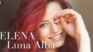 Elena Gheorghe   Luna Alba | VERSURI   Lyric Video
