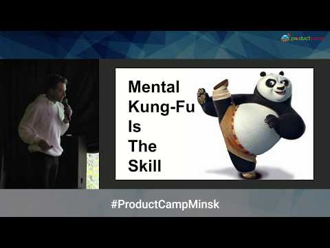 Mental Kung Fu for product owners and founders | Дмитрий Мацкевич, CEO, DBrain