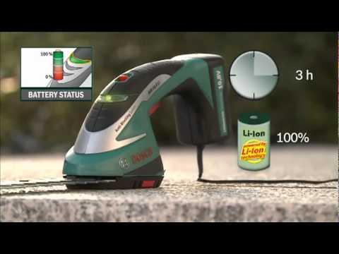 Tijera arregla-setos ASB de Bosch