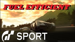 GT Sport Fuel Efficient - Daily Race C