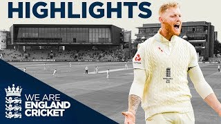 Watch match highlights from Day 1 at Old Trafford, as England take on Australia in the 2019 Ashes.  Find out more at ecb.co.uk  This is the official channel of the ECB. Watch all the latest videos from the England Cricket Team and England and Wales Cricket Board. Including highlights, interviews, features getting you closer to the England team and county players.  Subscribe for more: http://www.youtube.com/subscription_center?add_user=ecbcricket  Featuring video from the England cricket team, Vitality Blast, Specsavers County Championship, Royal London One-Day Cup and more.