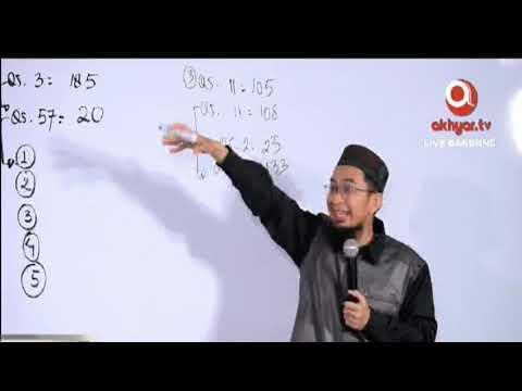 Bahagia Dalam Naungan Al Qur'an dan Sunnah Ustad Adi Hidayat, Lc  MA bag 1