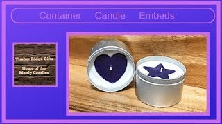 Container Candles - Best DIY  Decorating Hack Ever! How To Make Candles -Candle Making Decoration
