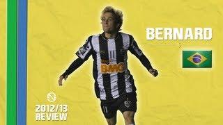 BERNARD Goals,Skills,Assists AtléticoMineiro 2012/2013HD