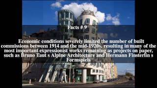 Expressionist Architecture Top # 15 Facts