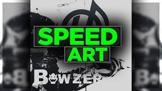 Photoshop Speed Art l Haunted B4wzer l [GFX]