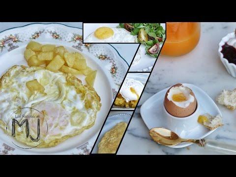 7 Maneras De Cocinar Un Huevo