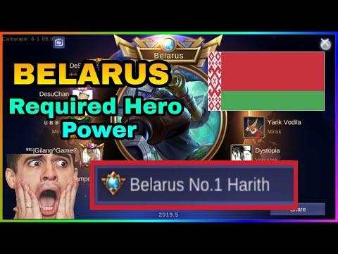 Hero Power Mobile Legend Adalah   STAMP TV