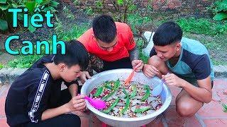 Hữu Bộ   Làm Thau Tiết Canh Lợn Khổng Lồ To Nhất Việt Nam