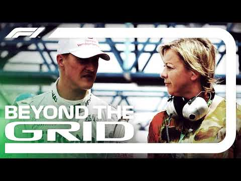 Sabine Kehm Interview, Michael Schumacher's Manager | Beyond The Grid | Official F1 Podcast