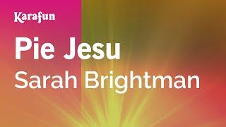 Karaoke Pie Jesu - Sarah Brightman *