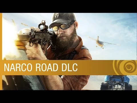 Tom Clancy's Ghost Recon Wildlands Trailer: Narco Road DLC - Expansion 1  [US] thumbnail