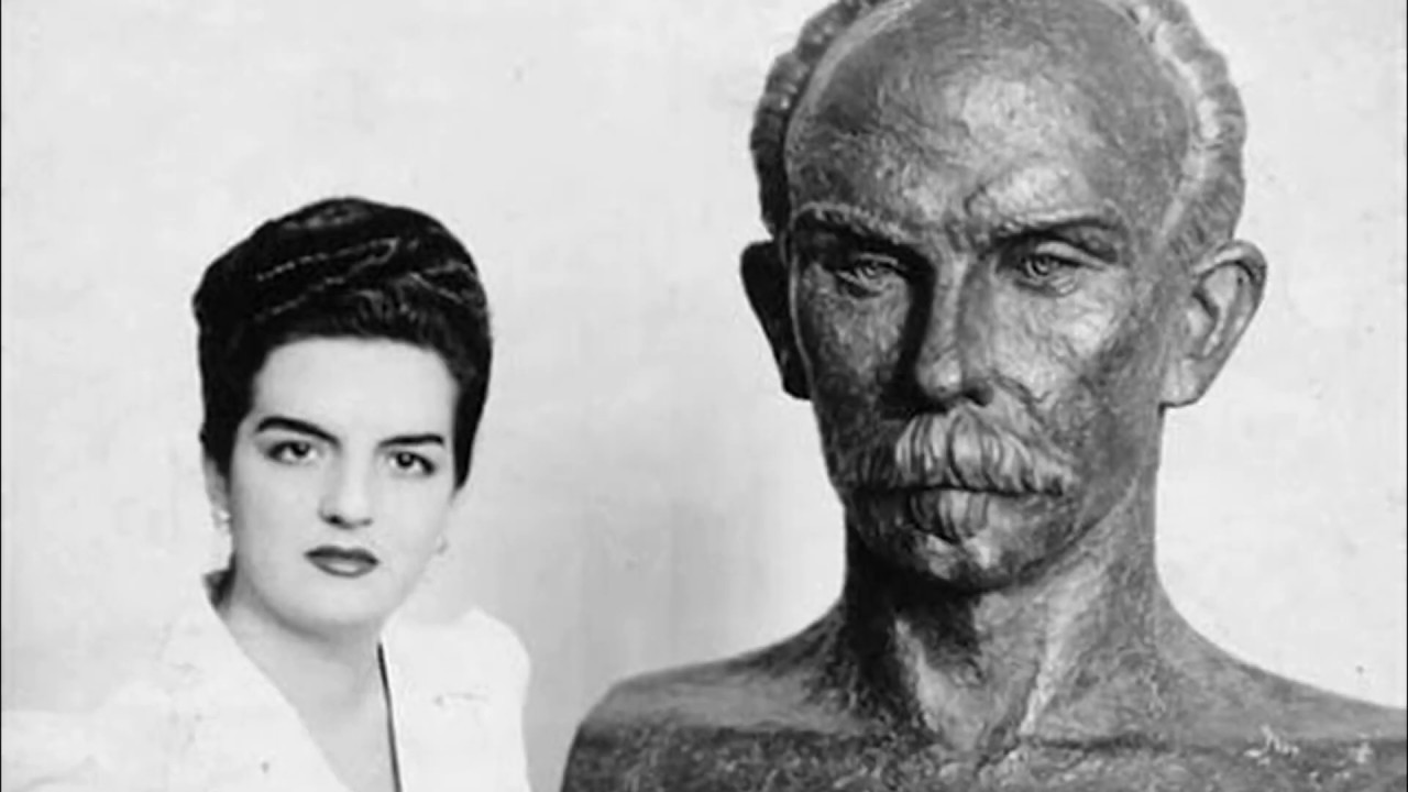 Trabajo sobre la colocación del busto de José Martí en el Pico Turquino