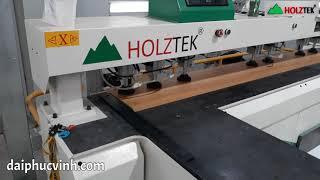 Máy Khoan Ngang Cnc 2500a Holztek | Máy Khoan Ngang Cnc Cao Tốc | Đại Phúc Vinh CNC