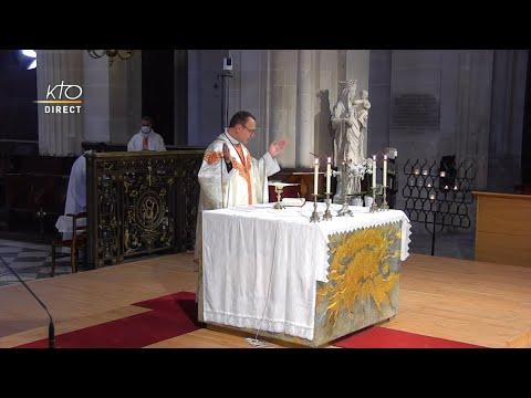 Messe du 27 août 2021 à Saint-Germain-l'Auxerrois