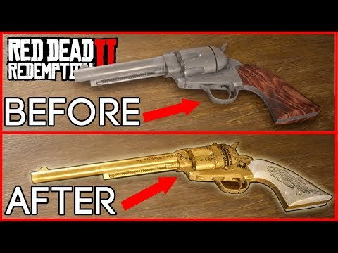 How To Holster Your Gun in 2 Different Ways in Red Dead
