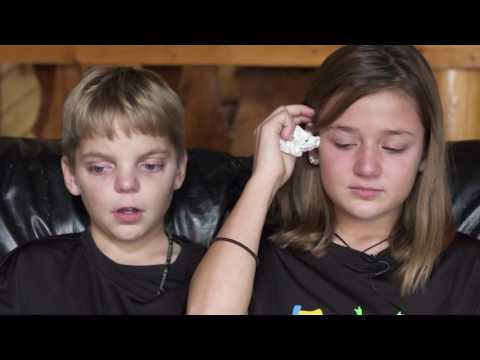 Video Living with Juvenile Huntington's Disease