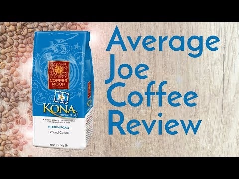 Copper Moon Kona Coffee Review