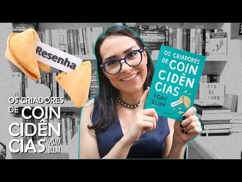 OS CRIADORES DE COINCIDÊNCIAS | Yoav Blum | Editora Planeta | Resenha - Dia de Livro