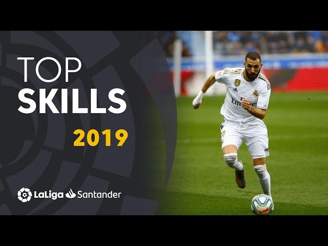 Best Skills LaLiga Santander 2019