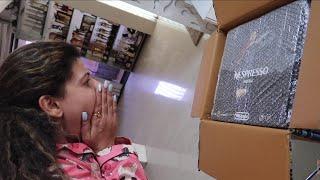 Finally My Mystery Birthday Gift Box Arrived   Ss vlogs :-)