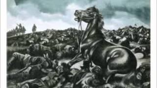 COMANCHE THE BRAVE HORSE