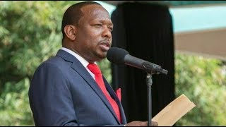 Governor Mike Sonko suspends top County managers for insubordination over Pumwani saga