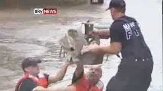 Tennessee: Baby Rescued From Floods