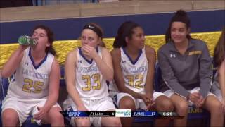 Lakeside Lady Rams Basketball vs Fountain Lake | 11.15.2016