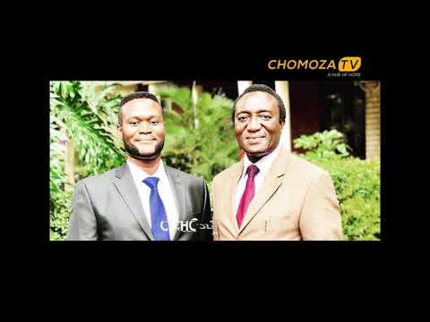 Mwalimu Christopher Mwakasege akieleza Taarifa Ya Kifo Cha Mwanae Joshua Jioni Ya Leo.