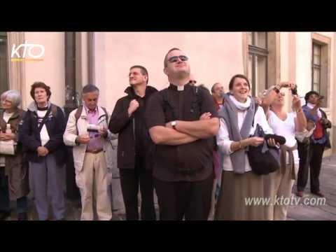 Sur les pas de Jean-Paul II