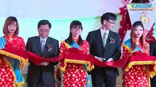 Lễ Khai trương Công ty Điện tử Chilisin Việt Nam