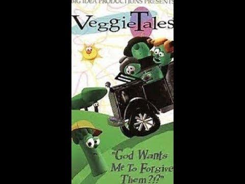 VeggieTales God wants me to forgive them?!? 1994