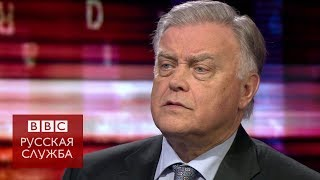 Владимир Якунин - о британском гражданстве сына и кладовке для шуб