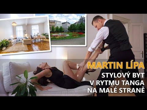 Prodej bytu 5+1 156 m2 Zborovská, Praha Smíchov