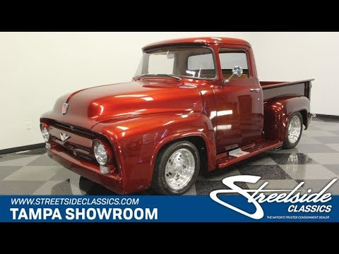 Video of '56 F100 - P9D6