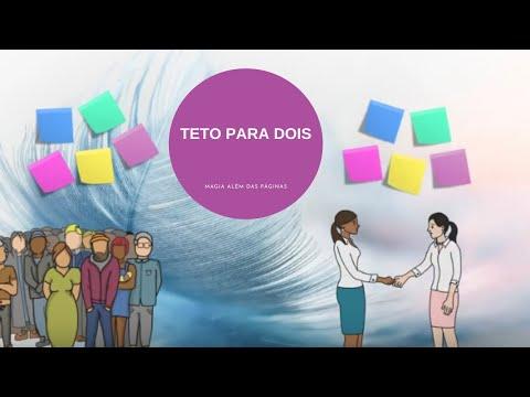 TETO PARA DOIS | BETH O'LEARY