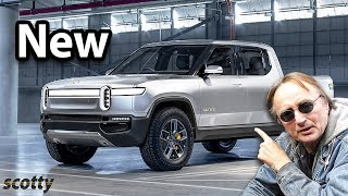 Here's Why the Rivian is the Future of Pickup Trucks