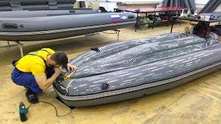 Бронирование резиновых лодок как это