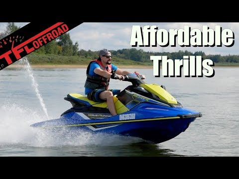 2019 Yamaha Waverunner EXR Expert Buyer Review + Top Speed Run!