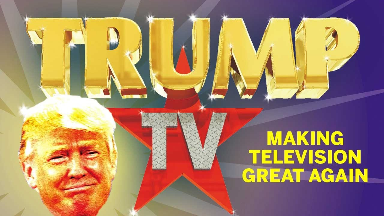 Donald Just Launched Trump TV thumbnail