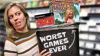 'Munk in the Trunk - Worst Games Ever Gameplay