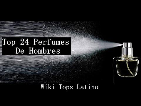 Los 24 mejores Perfumes para Hombres.